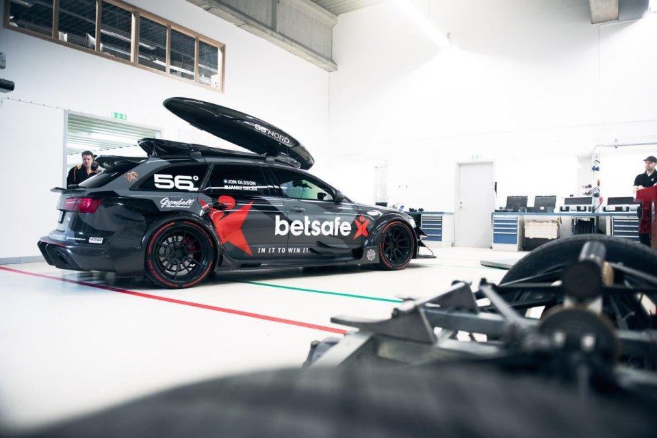 Audi RS6 Jona Olssona