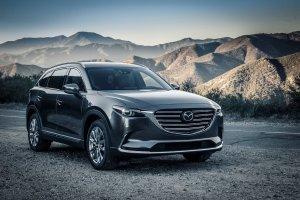 Salon Los Angeles 2015 | Zupełnie nowa Mazda CX-9