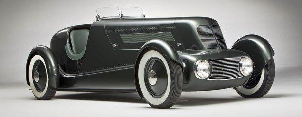 Samochody przyszłości   Dawne pomysły