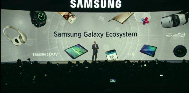 Samsung, Ces 2016