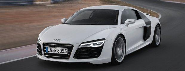Pierwsza generacja Audi R8