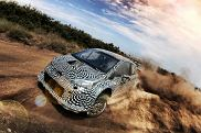 Toyota Yaris WRC Gazoo Racing