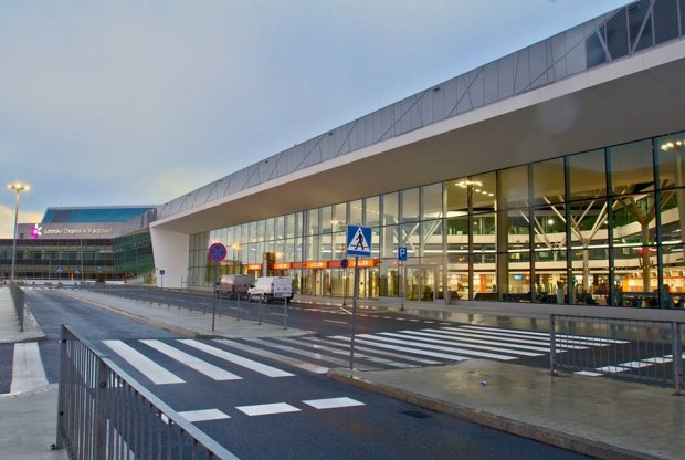 Nowy terminal na Lotnisku Chopina