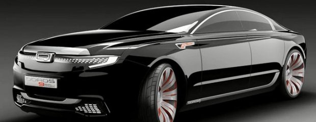 Qoros 9 Sedan Concept | Czas na limuzynę