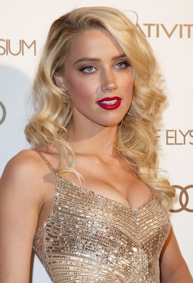 01/14/2012 - Amber Heard - The Art of Elysium 5th Annual