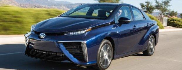 Toyota Mirai | Ruszyła sprzedaż auta na wodór