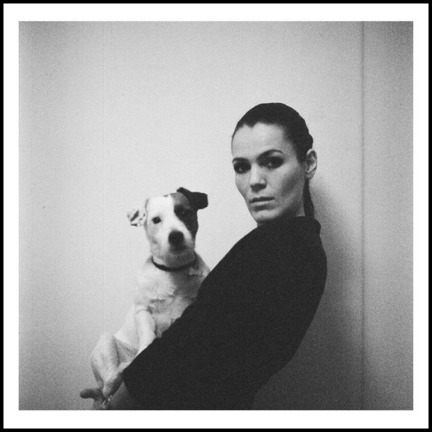Prawie trzy dekady później - miłość do zwierząt nie przeminęła (Fot. Wojtek Krosnowski)