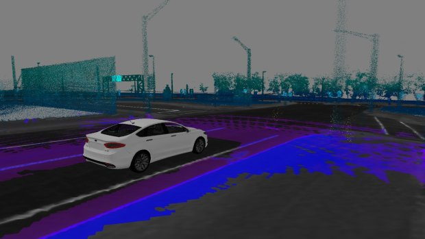 Ford i jego pomysł na autonomiczne samochodu