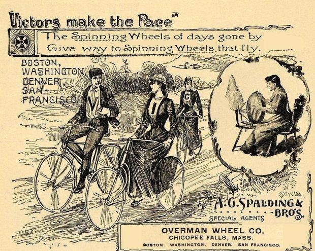 Podczas rześkiej przejażdżki poznasz kawalera (Wikimedia Commons)
