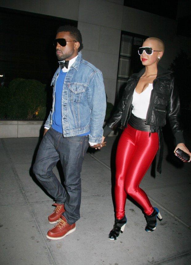 Kanye West i Amber Rose