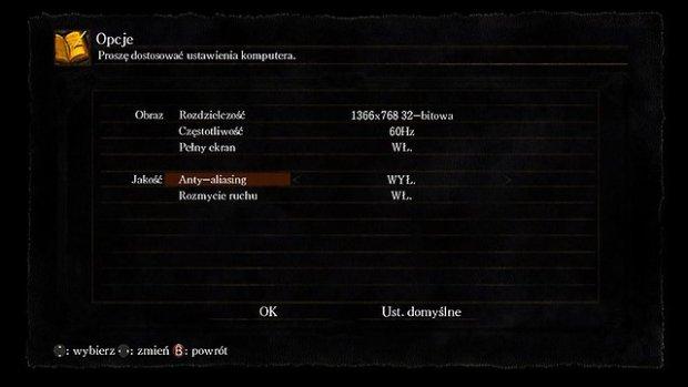 Edycja Dark Souls dla patcha HD
