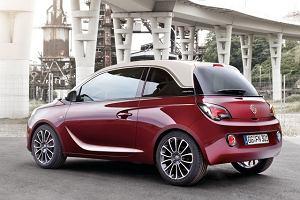 Opel Adam w całej okazałości | Galeria