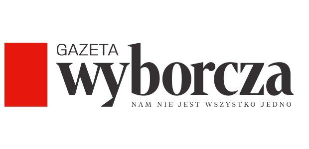 Znalezione obrazy dla zapytania gazeta wyborcza logo