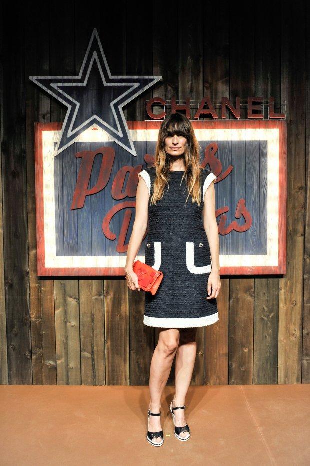 Caroline w kampanii dla Chanel (fot. mat. prasowe)