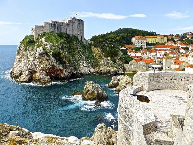 Dubrovnik  Lovrijenac