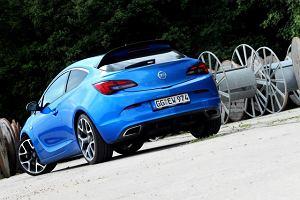 Opel Astra OPC   Test