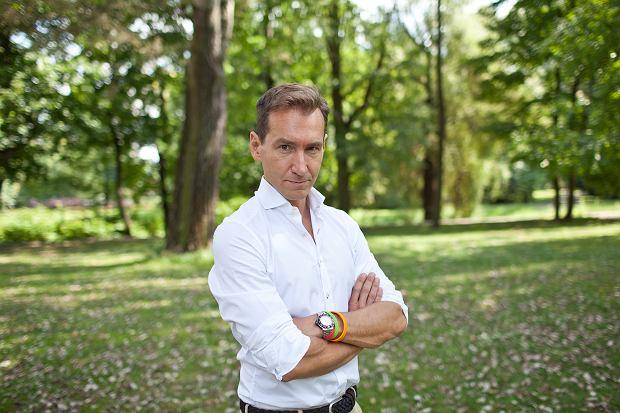 Piotr Kraśko, fot. Albert Zawada