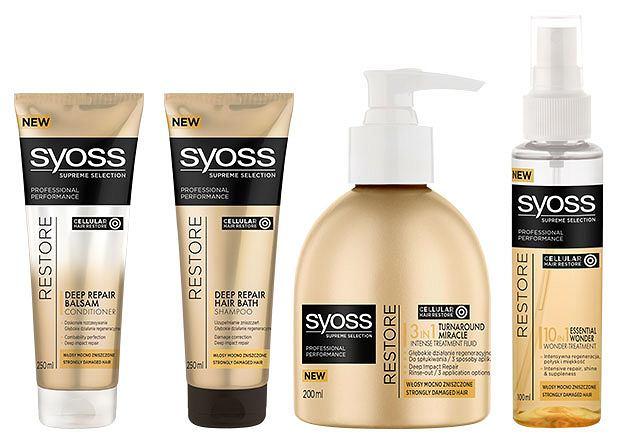 Syoss Supreme Selection Restore