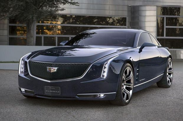 Salon Frankfurt 2013 | Cadillac Elmiraj Concept