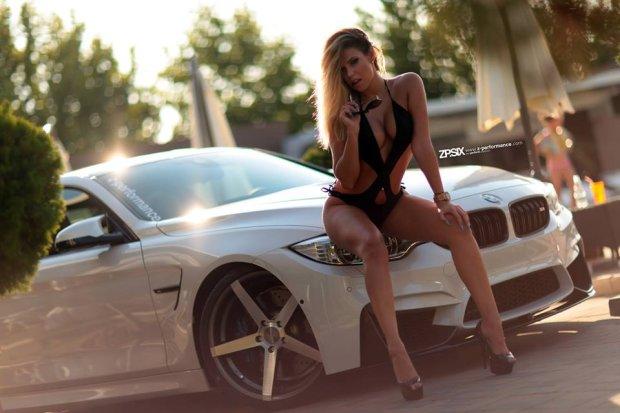 Wideo   BMW M4   Co zrobić by wyglądało lepiej