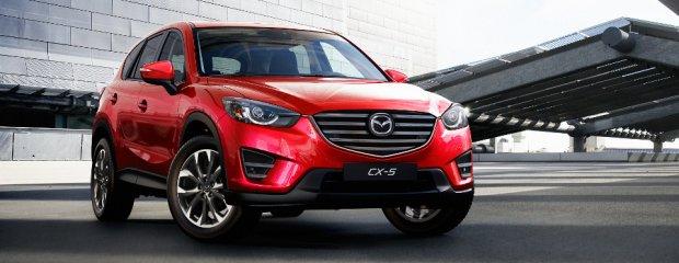 Mazda CX-5 2015   Znamy polskie ceny