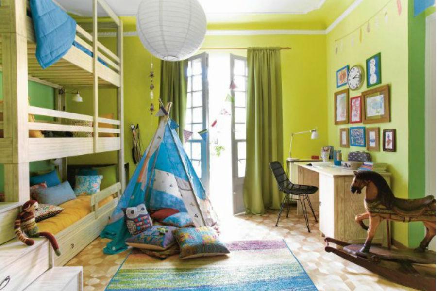 Pokoje dzieci gwiazd - pokój dzieci Romy Gąsiorowskiej