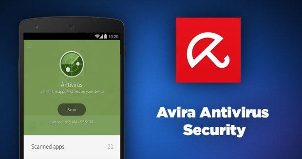 5 najlepszych antywirusów na Androida
