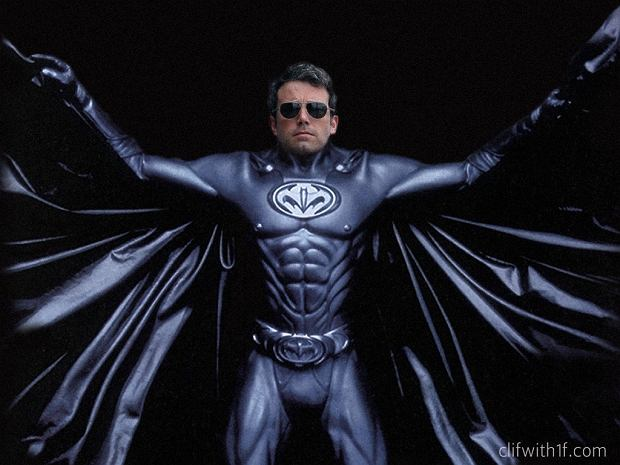 Światowy internet od rana wyśmiewa decyzję producentów nowego filmu o Batmanie (a jednocześnie o Supermanie) jaką jest obsadzenie w roli Mrocznego Rycerza z Gotham Bena Afflecka... Wiemy, wiemy - to po prostu nie brzmi dobrze. Ani nie wygląda (patrz wyżej). Za to żartuje się z tego przednio...