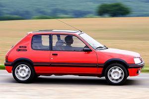 30 lat Peugeota 205