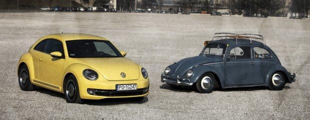Volkswagen Beetle Design i Volkswagen Typ 1 Garbus