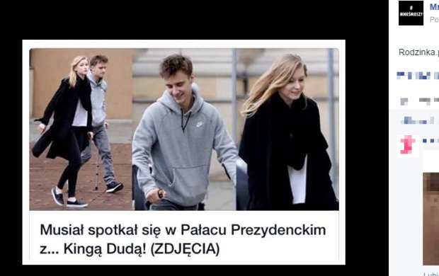 Kinga Duda, Maciej Musiał