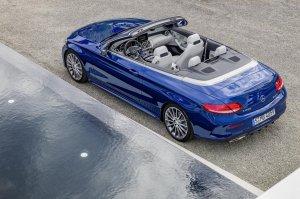 Salon Genewa 2016 | Mercedes C Cabriolet | Z miękkim dachem