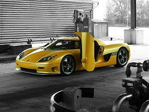 Koenigsegg - najszybszy towar eksportowy Szwecji