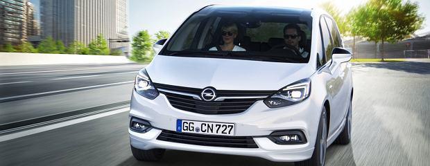 Nowy Opel Zafira | Minivan zmienia się na lepsze