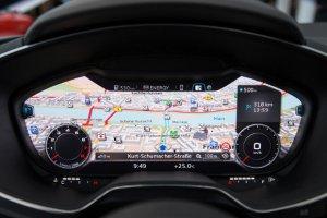 Nowe Audi TT | Poznaj jego wnętrze