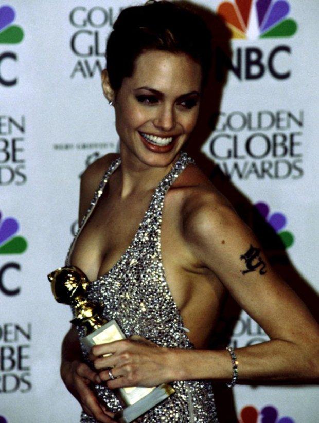 Angelina Jolie, 40 urodziny