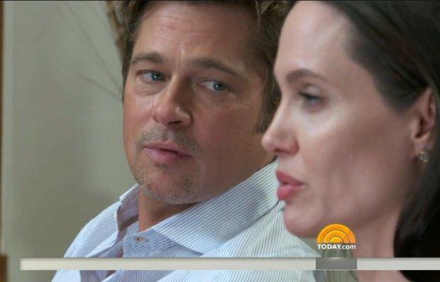 Brad Pitt, Angelina Jolie, brangelina