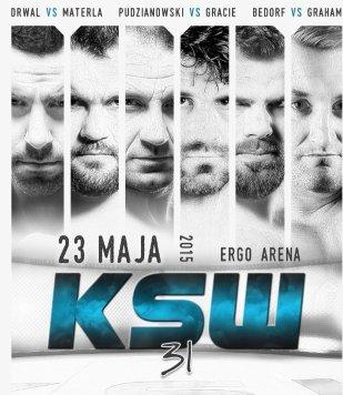 Gala KSW 23 Maja
