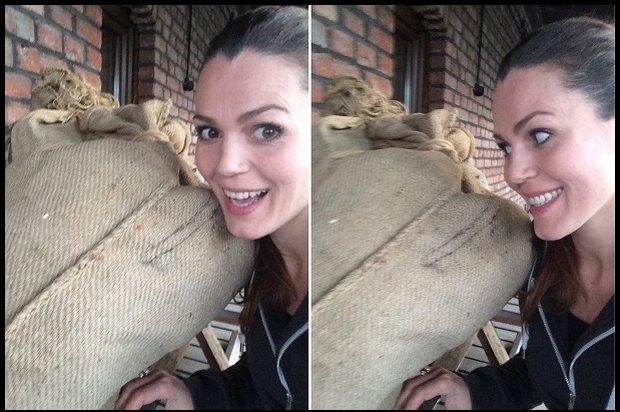 Natalia i jej worek