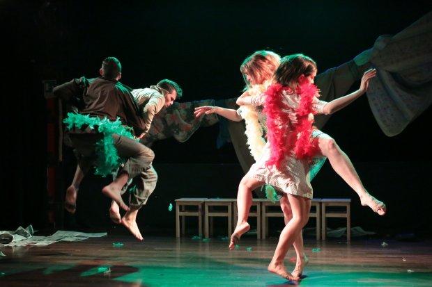 Festiwal Teatrów Tańca Zawirowania