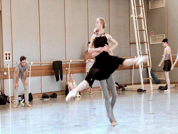 Życie tancerza baletowego