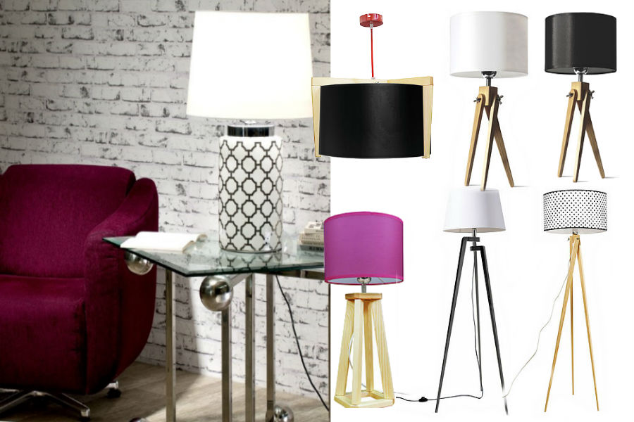 Co zrobić gdy zimą brakuje słońca? Zobacz wyjątkowe lampy do mieszkania!