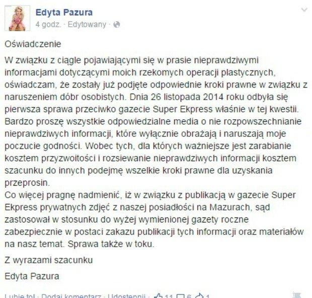 Edyta Pazura