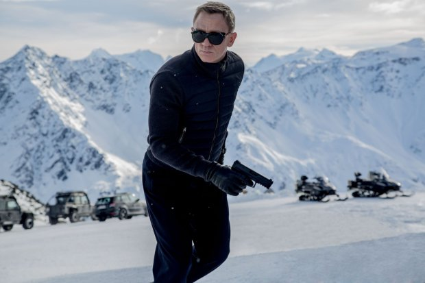 Daniel Craig stars as James Bond in Metro-Goldwyn-Mayer Pictures/Columbia Pictures/EON Productions action adventure SPECTRE.