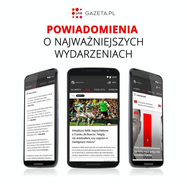 Nowa Gazeta.pl LIVE na Androida