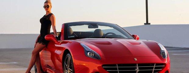 Ferrari California T   Sposób na klientów