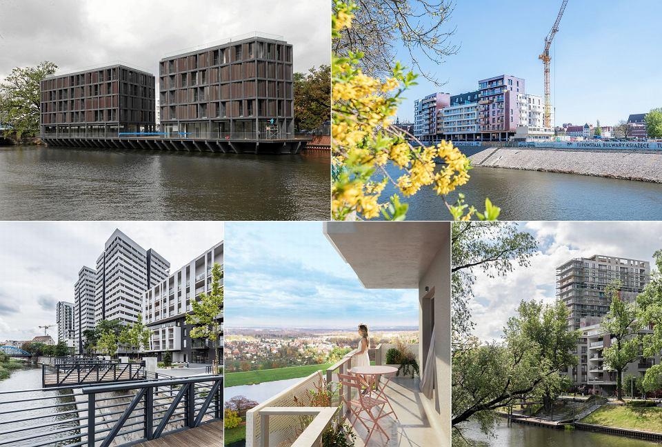 Ogromnie Mieszkania Wrocław. Co, jak i gdzie buduje się nad rzekami [ZDJĘCIA] PB32