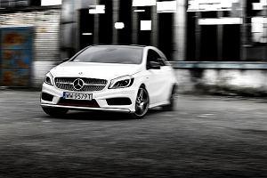Mercedes A250 Sport   Test   Preludium do AMG