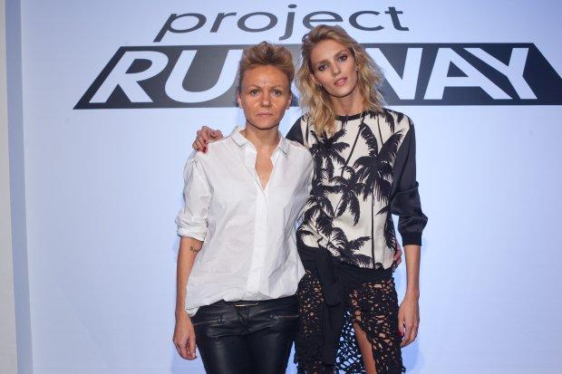 Dorota Cieszyńska i Anja Rubik