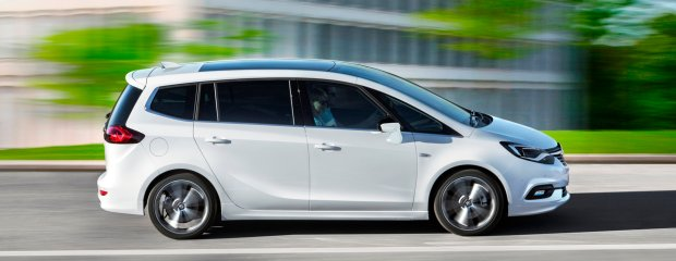 Opel Zafira 2016